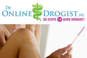 Zwangerschapstest van DeOnlineDrogist.nl