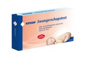 Testjezelf.nu Zwangerschapstest 6st