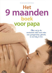 Het 9 maanden boek voor papa