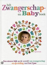 Het zwangerschap- en babyboek