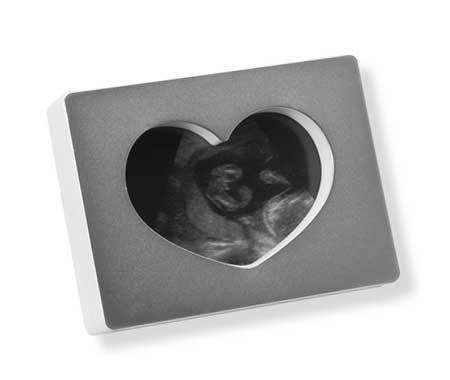 Prenatal echo fotolijstje